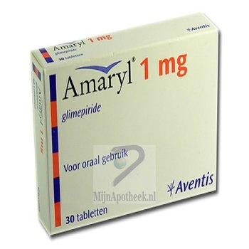 AMARYL TABLET 1MG