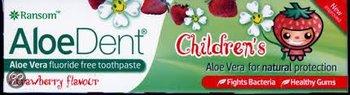 Aloe Dent - children: fluoride-vrij tandpasta