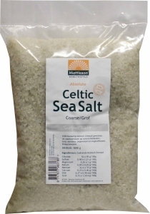 Mineral Vitality 1 kg (Keltisch zeezout)
