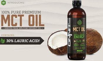 MCT olie - Onnit - 709 ml
