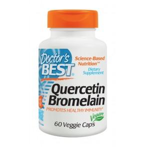 Quercetine & Bromelaïne - 60 caps