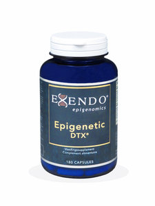 Epigenetic Detox® - 180 caps.