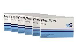 Pea Pure 400 mg - 30 caps